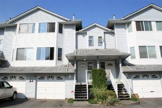 "Photo 1: 44 3087 IMMEL Street in Abbotsford: Central Abbotsford Townhouse for sale in ""Clayburn Estates"" : MLS®# R2339590"
