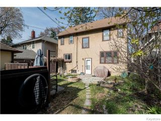 Photo 18: 190 Niagara Street in Winnipeg: River Heights / Tuxedo / Linden Woods Residential for sale (South Winnipeg)  : MLS®# 1611095