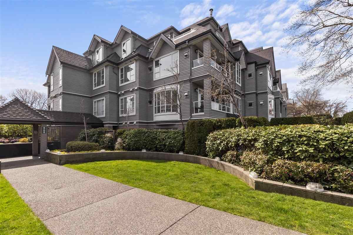 Main Photo: 305 868 W 16TH AVENUE in Vancouver: Cambie Condo for sale (Vancouver West)  : MLS®# R2560619
