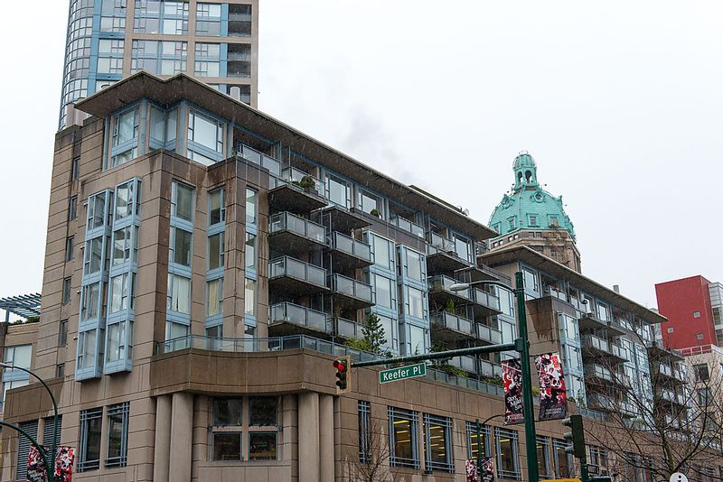 FEATURED LISTING: 508 - 555 ABBOTT Street Vancouver