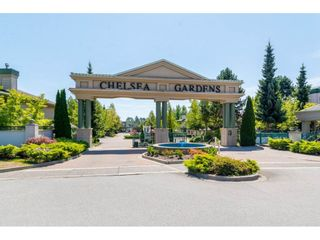 "Photo 1: 227 13888 70 Avenue in Surrey: East Newton Townhouse for sale in ""Chelsea Gardens"" : MLS®# R2245621"