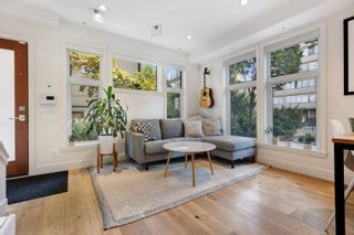 Photo 6: 1080 NICOLA STREET in Vancouver: West End VW Townhouse for sale (Vancouver West)  : MLS®# R2622492