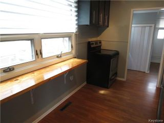Photo 5: 805 Weatherdon Avenue in WINNIPEG: Manitoba Other Residential for sale : MLS®# 1409357