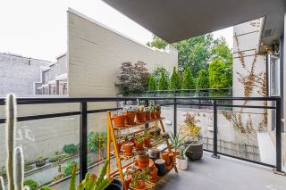 """Photo 18: 304 1650 W 7TH Avenue in Vancouver: Fairview VW Condo for sale in """"VIRTU"""" (Vancouver West)  : MLS®# R2612218"""