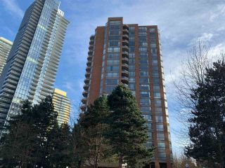 """Main Photo: 1404 4350 BERESFORD Street in Burnaby: Metrotown Condo for sale in """"CARLTON ON THE PARK"""" (Burnaby South)  : MLS®# R2552549"""
