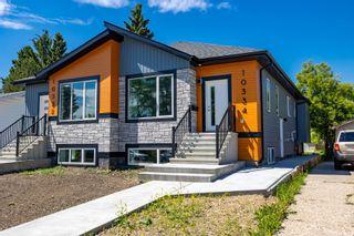 Photo 2: 10334 159 Street in Edmonton: Zone 21 House Half Duplex for sale : MLS®# E4261776