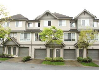 """Photo 1: 85 9088 HALSTON Court in Burnaby: Government Road Townhouse for sale in """"TERRAMOR"""" (Burnaby North)  : MLS®# V1062306"""