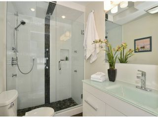 """Photo 23: 308 1508 MARINER Walk in Vancouver: False Creek Condo for sale in """"MARINER POINT"""" (Vancouver West)  : MLS®# V1062003"""