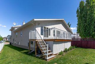 Photo 36: 8415 156 Ave NW in Edmonton: Zone 28 House Half Duplex for sale : MLS®# E4248433