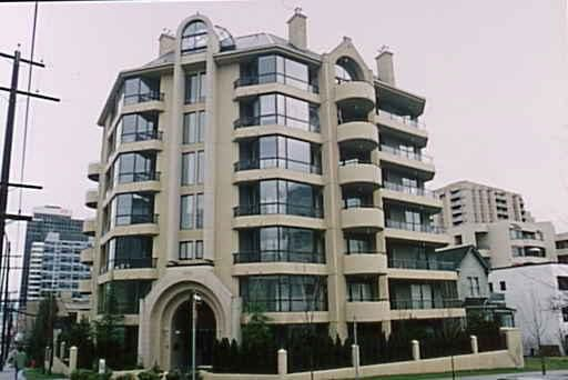 Main Photo: 204 1075 BARCLAY STREET in : West End VW Condo for sale : MLS®# V096545