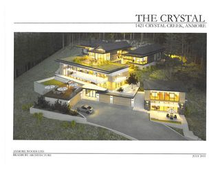 "Photo 1: 1421 CRYSTAL CREEK Drive: Anmore Land for sale in ""CRYSTAL CREEK"" (Port Moody)  : MLS®# R2189276"