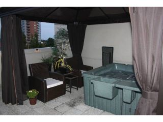 """Photo 9: 509 3811 HASTINGS Street in Burnaby: Vancouver Heights Condo for sale in """"MONDEO"""" (Burnaby North)  : MLS®# V905399"""