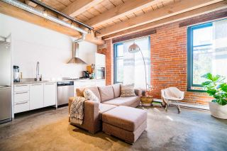 Photo 3: 317 55 E CORDOVA STREET in Vancouver: Downtown VE Condo for sale (Vancouver East)  : MLS®# R2366980