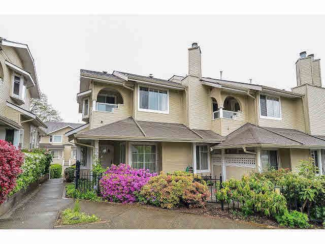 "Main Photo: 54 7613 WHITESPRAY Drive in Vancouver: Marpole Townhouse for sale in ""LANGARA SPRINGS"" (Vancouver West)  : MLS®# V1063410"