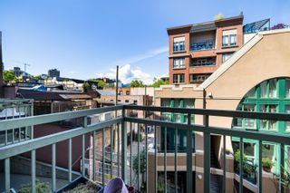 """Photo 9: 311 1 E CORDOVA Street in Vancouver: Downtown VE Condo for sale in """"Carral Station"""" (Vancouver East)  : MLS®# R2606790"""