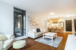 """Photo 4: 206 301 CAPILANO Road in Port Moody: Port Moody Centre Condo for sale in """"THE RESIDENCES A SUTER BROOK"""" : MLS®# R2423063"""