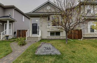 Photo 2: 286 Cranberry Close SE in Calgary: Cranston Detached for sale : MLS®# A1143993