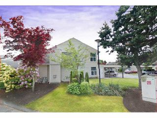 """Photo 1: 127 3030 TRETHEWEY Street in Abbotsford: Abbotsford West Townhouse for sale in """"Clearbrook Village"""" : MLS®# F1435063"""