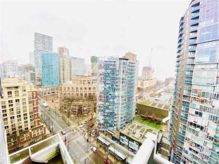 """Photo 5: 1902 821 CAMBIE Street in Vancouver: Downtown VW Condo for sale in """"RAFFLES"""" (Vancouver West)  : MLS®# R2432183"""