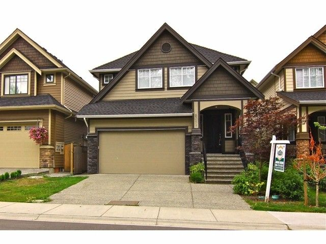 """Main Photo: 8055 212TH ST in Langley: Willoughby Heights House for sale in """"YORKSON"""" : MLS®# F1319519"""