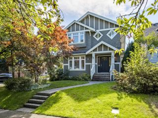 Main Photo: 4504 W 13TH Avenue in Vancouver: Point Grey House for sale (Vancouver West)  : MLS®# R2620373