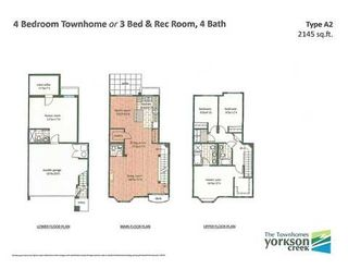 """Photo 20: 120 20738 84 Avenue in Langley: Willoughby Heights Townhouse for sale in """"YORKSON CREEK"""" : MLS®# R2099143"""