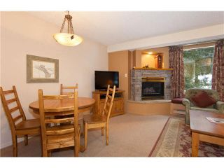"""Photo 5: 318 4809 SPEARHEAD Drive in Whistler: Benchlands Condo for sale in """"THE MARQUISE"""" : MLS®# V1100695"""