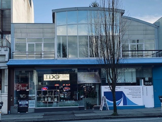 Main Photo: 1928 W BROADWAY in Vancouver: Kitsilano Office for lease (Vancouver West)  : MLS®# C8037040