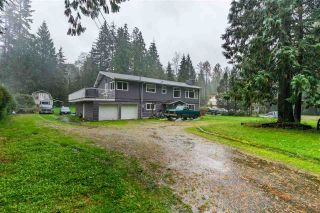Photo 1: 11554 280 Street in Maple Ridge: Whonnock House for sale : MLS®# R2510924