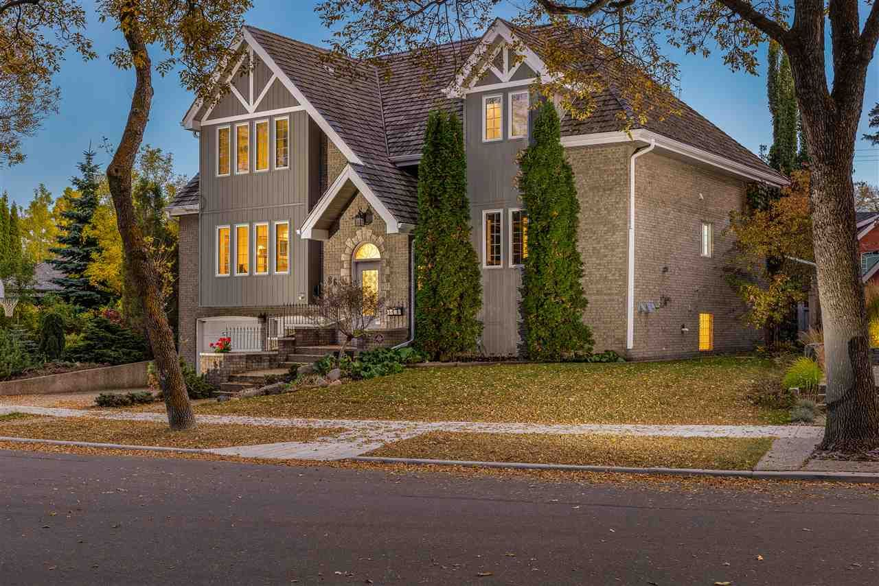 Main Photo: 86 ST GEORGE'S Crescent in Edmonton: Zone 11 House for sale : MLS®# E4220841