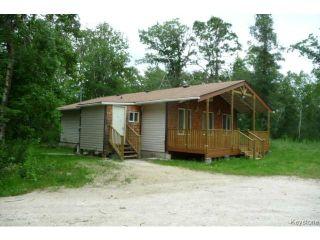 Photo 1: 89043 Boulton Road in LIBAU: East Selkirk / Libau / Garson Residential for sale (Winnipeg area)  : MLS®# 1416071