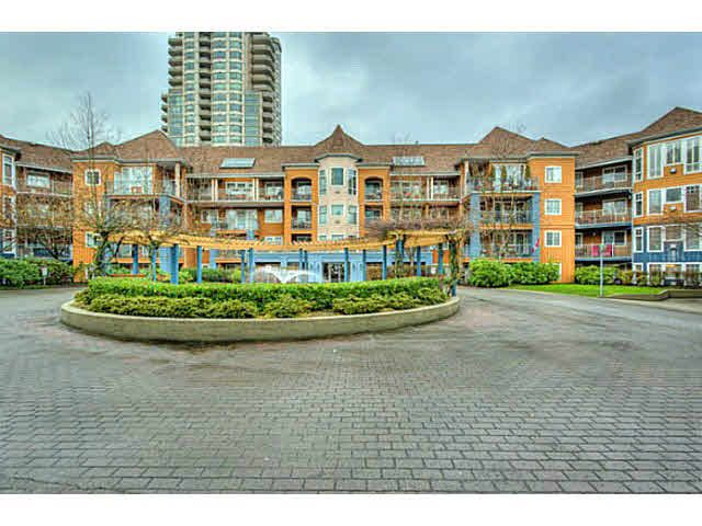 "Main Photo: 112 3075 PRIMROSE Lane in Coquitlam: North Coquitlam Condo for sale in ""LAKESIDE TERRACE"" : MLS®# V1094066"