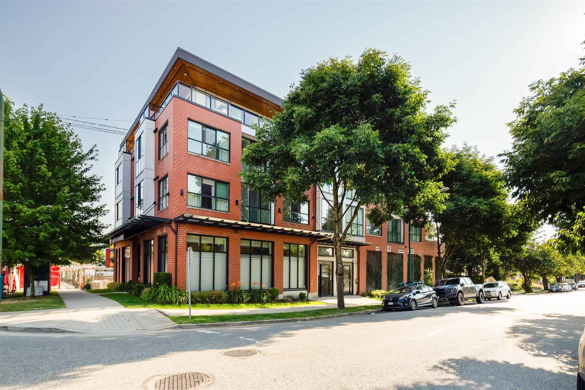Main Photo: 301 688 E 18TH Avenue in Vancouver: Fraser VE Condo for sale (Vancouver East)  : MLS®# R2602132