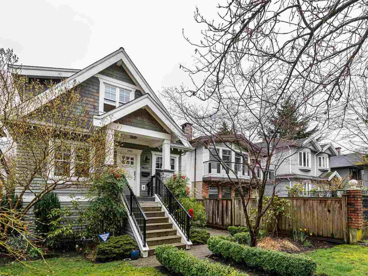 Main Photo: 2555 OXFORD Street in Vancouver: Hastings Sunrise House for sale (Vancouver East)  : MLS®# R2556739