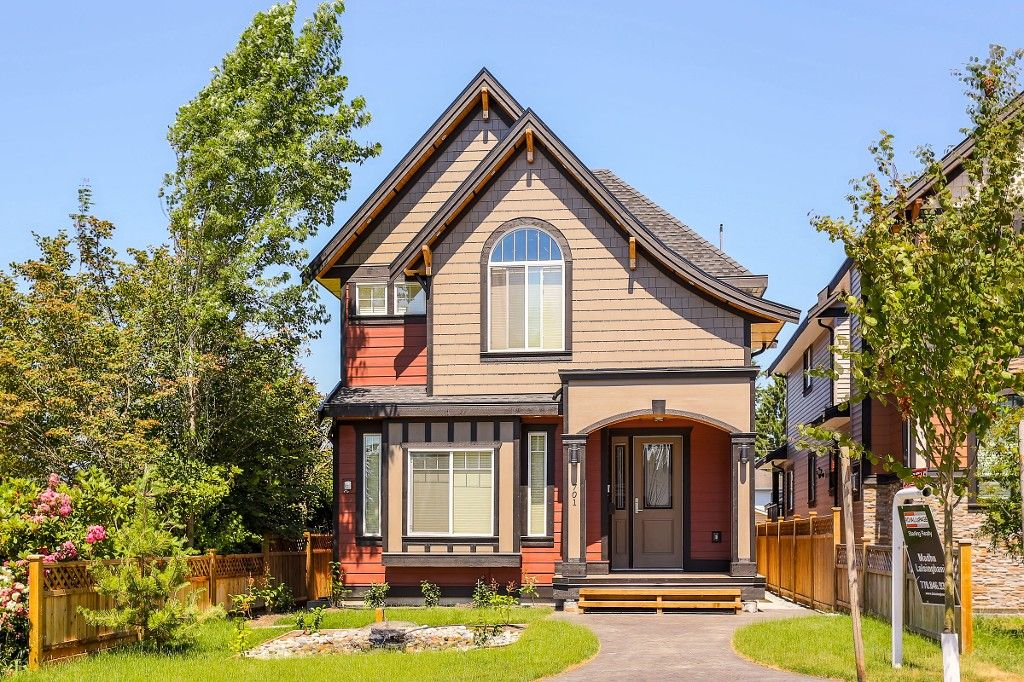 Main Photo: 701 LEA Avenue in Coquitlam: Coquitlam West House for sale : MLS®# V1092297