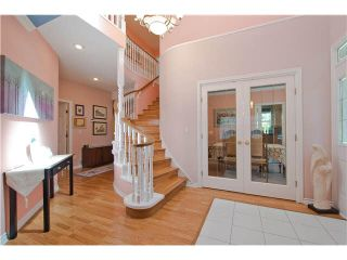 """Photo 2: 28 6211 W BOUNDARY Drive in Surrey: Panorama Ridge Townhouse for sale in """"LAKEWOOD HEIGHTS"""" : MLS®# F1421128"""