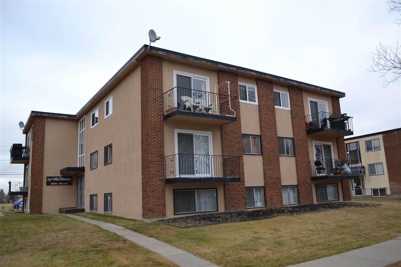 Main Photo: 202 15930 109 Avenue in Edmonton: Zone 21 Condo for sale : MLS®# E4220755
