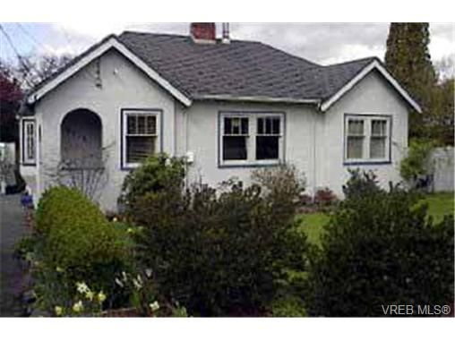 Main Photo: 3110 Frechette St in VICTORIA: SE Camosun House for sale (Saanich East)  : MLS®# 308402