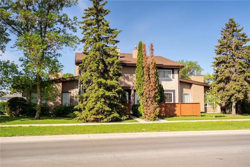 Main Photo: 3 160 Grassie Boulevard in Winnipeg: Oakwood Estates Condominium for sale (3H)  : MLS®# 202112692