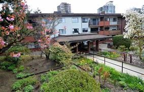 Photo 1: 117 620 EIGHTH Avenue in New Westminster: Uptown NW Condo for sale : MLS®# R2255121