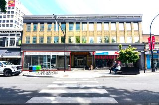 Main Photo: 100 754 Fort St in : Vi Downtown Retail for lease (Victoria)  : MLS®# 878876