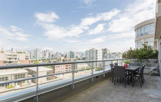 Photo 10: 704 2055 YUKON STREET in Vancouver: False Creek Condo for sale (Vancouver West)  : MLS®# R2286934