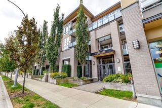 Photo 1: 108 55 EIGHTH AVENUE in New Westminster: GlenBrooke North Condo  : MLS®# R2404575