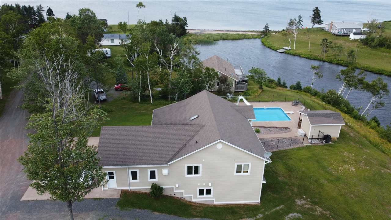 Main Photo: 20 Lake View Drive in Chance Harbour: 108-Rural Pictou County Residential for sale (Northern Region)  : MLS®# 202102676