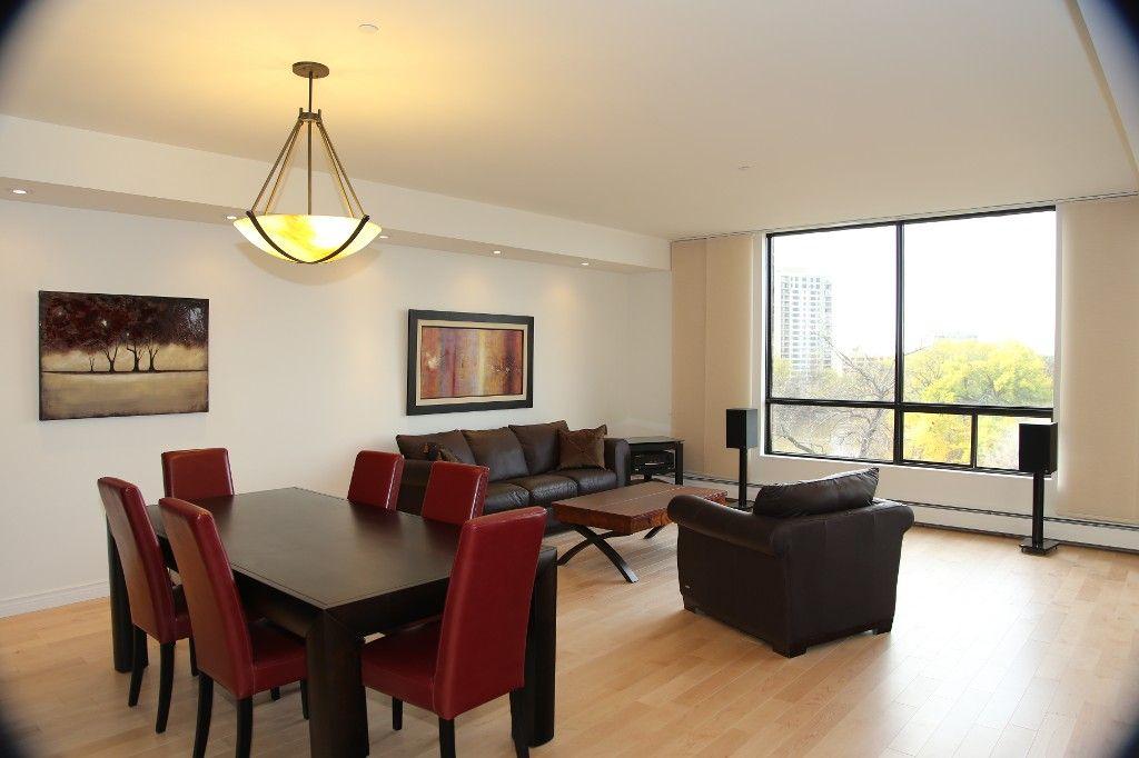 Photo 3: Photos: 604 141 Wellington Crescent in Winnipeg: Crescentwood Condo for sale (South Winnipeg)  : MLS®# 1425804