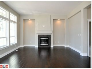 """Photo 3: 6092 163A Street in Surrey: Cloverdale BC House for sale in """"VISTA'S WEST"""" (Cloverdale)  : MLS®# F1028280"""