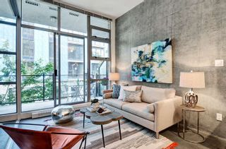 """Photo 1: 311 2635 PRINCE EDWARD Street in Vancouver: Mount Pleasant VE Condo for sale in """"SOMA LOFTS"""" (Vancouver East)  : MLS®# R2181499"""