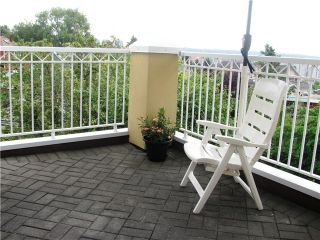 """Photo 11: # 404 519 12TH ST in New Westminster: Uptown NW Condo for sale in """"KINGSGATE HOUSE"""" : MLS®# V1020580"""