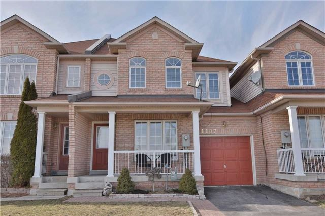 Main Photo: 1107 Zimmerman Crescent in Milton: Beaty House (2-Storey) for sale : MLS®# W3729040