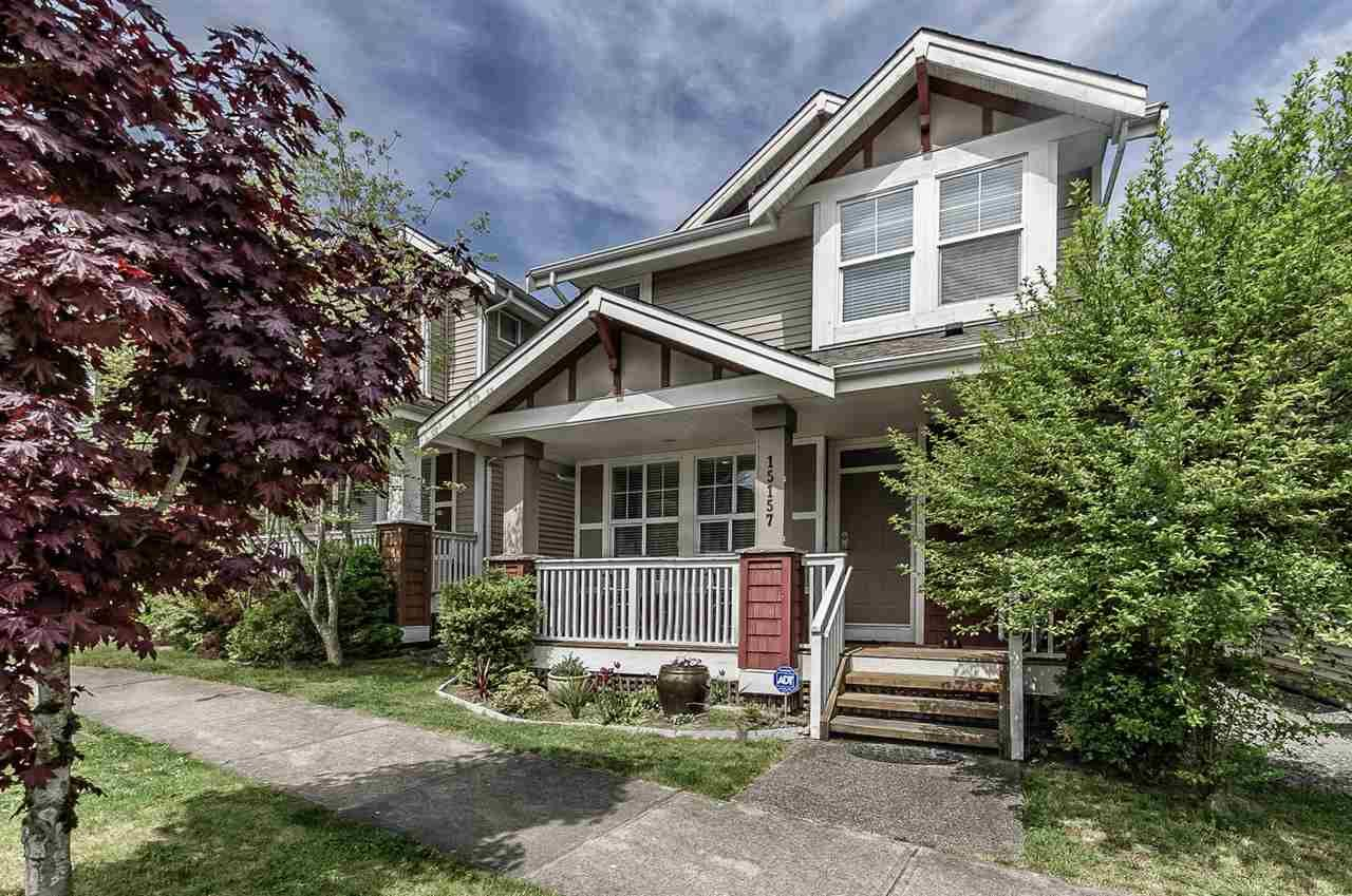 """Main Photo: 15157 61 Avenue in Surrey: Sullivan Station House for sale in """"Olivers lane"""" : MLS®# R2264526"""